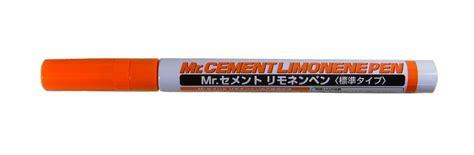 Mr Cement Deluxe Mr Cement S mr hobby mr cement limonene pen standard type