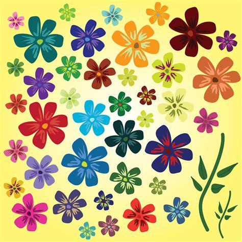 Flower Vector 14 free vectors