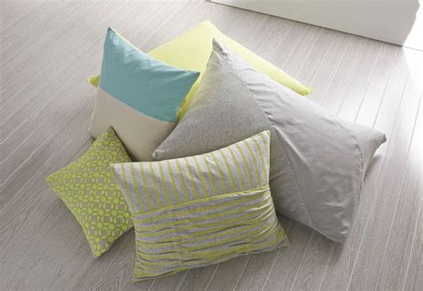 As Shock Sonic Blue a shock of citron and sonic blue add pop to decorative accessories dkny fraction bedding