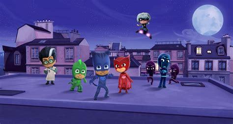 Jeux Et Activit 233 S Les Pyjamasques Tv5monde Jeunesse