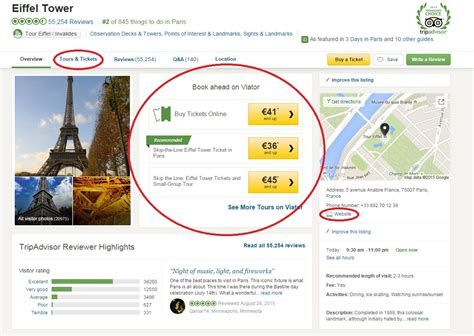 paris tourist office official website what you don t know about tripadvisor choking on a