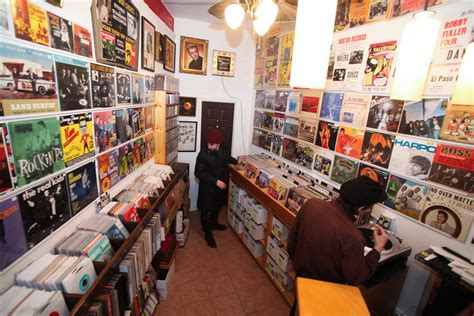Northton Records Norton Records Sets Up Shop In Prospect Heights Voice