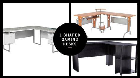 best l shaped gaming desk 10 best l shaped gaming desks 2018 techanimate