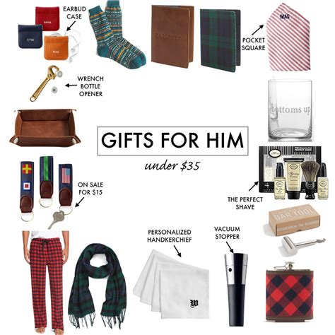 gifts for him holiday gift guide for him under 35 a southern drawl