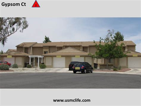 29 palms housing military housing adobe flats usmc life