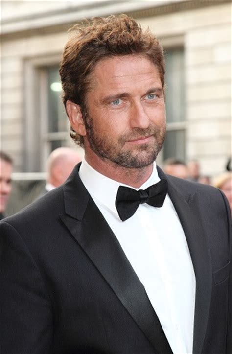 short haircuts for men over 40 hair and beard styles gerard butler short spiky