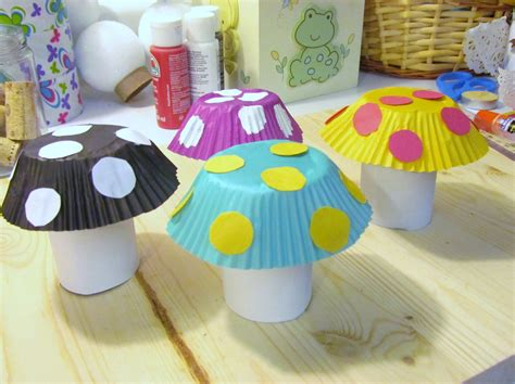 How To Make A Paper Craft - how to make a from toilet paper cupcake