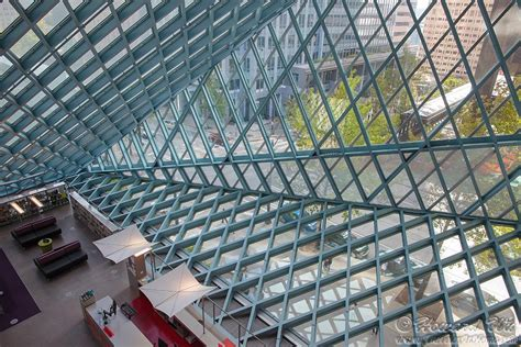 Seattle Library Interior by Fall 2015 Seattle Seattle Library Traveler Home