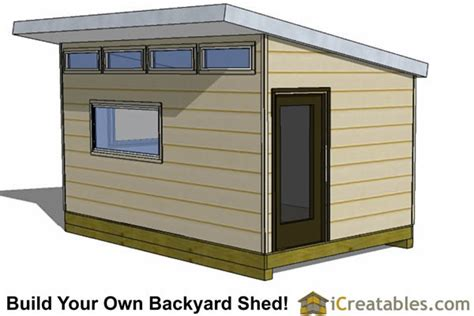 Studio Shed Plans by 10x16 Studio Office Shed Plans S3 Icreatables Has