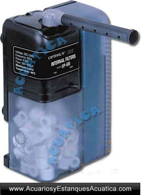filtro interior acuario filtro acuario agua dulce interno interior ica optimus op