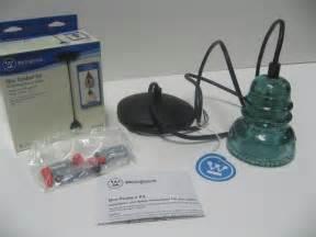 Led Pendant Light Kit In Air How To Make A Glass Insulator Light