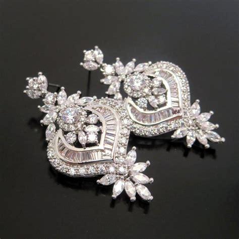 bridal earrings wedding earrings bridal