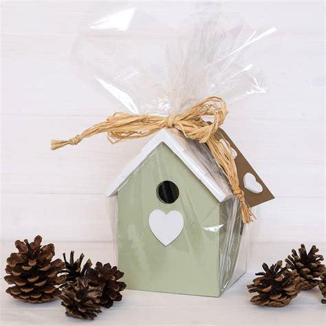 Handmade Bird House - handmade bird house by the painted broom company
