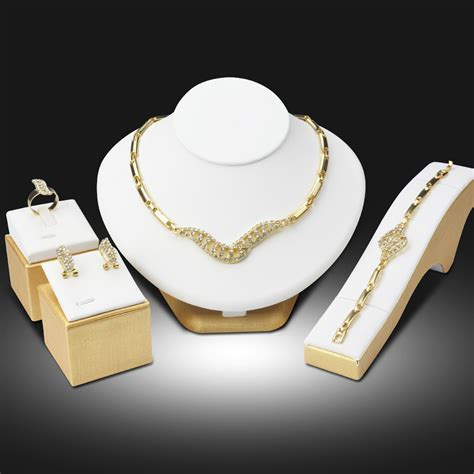 jewelry products dubai 18k gold plated jewelry sets wedding