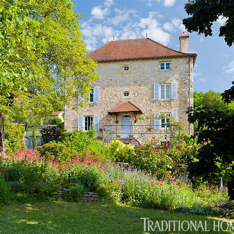 french countryside homes british garden in the french countryside traditional home