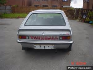 Vauxhall Chevette For Sale Used Vauxhall Chevette Cars For Sale With Pistonheads