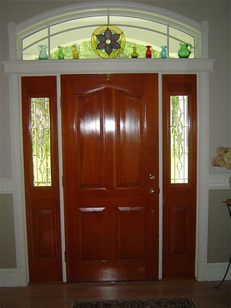 Transom Window Types Transom Window Benefits Window Above Front Door