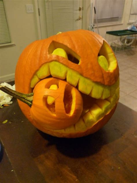 create  cannibal pumpkin  pics