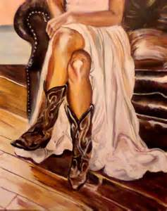 cowgirl boots by missli30 on deviantart