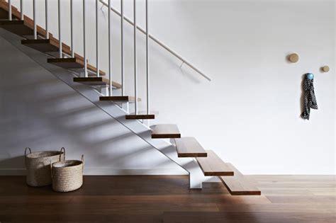 Stair Designs by Escalier Design En Bois Et M 233 Tal