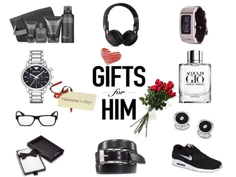 valentine s day gifts for him