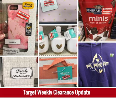 all thing target target weekly clearance update all things target