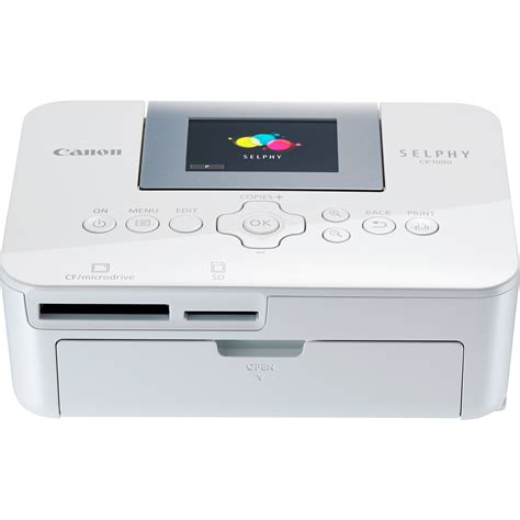 Printer Canon Selphy Cp1000 buy canon selphy cp1000 white canon uk store