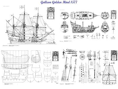 plans tall ships