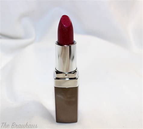 Shop Black Lipstick the shop black label lipstick in wine 437 review the brauhaus
