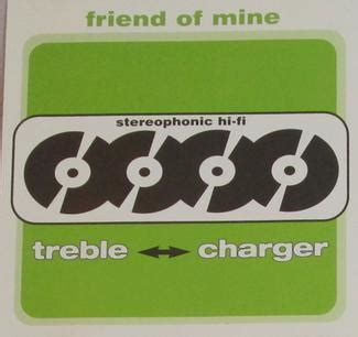 Treble Charger Detox Songs by Friend Of Mine Treble Charger Song