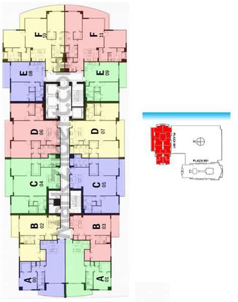 1060 Brickell Floor Plans Plaza On Brickell 950 Tower 950 Brickell Bay Drive