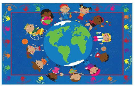 world of rugs world character classroom rugs kidcarpet