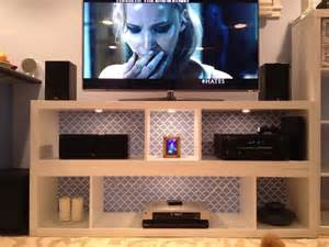Ikea Tv Stand With Bookshelves Ikea Tv Stand Designs You Can Build Yourself