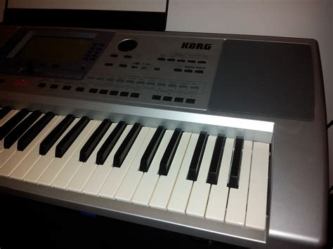 Keyboard Korg Pa50sd Second korg pa50sd image 280793 audiofanzine