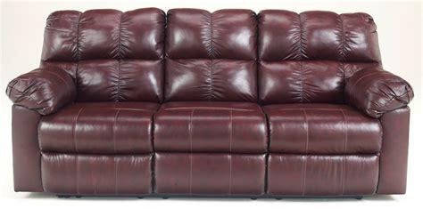 burgundy reclining sofa kennard burgundy power reclining sofa from 2900087