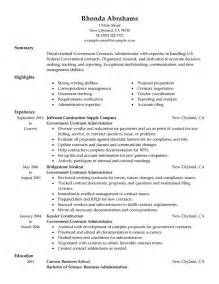 Best Resume Format Usajobs by Usajobs Resume Builder Student Resume Template