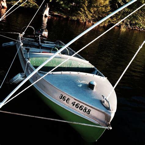 vintage aluminum fishing boats 36 best images about awesome vintage aluminum on pinterest