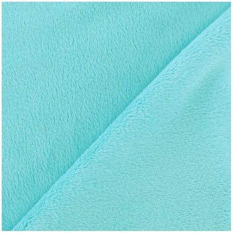 aqua velvet upholstery fabric soft short minkee velvet fabric aqua x 10cm ma petite