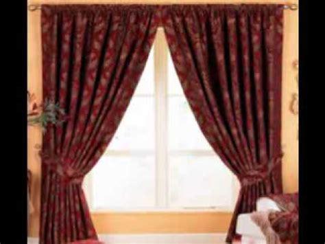 home design curtains curtain designs youtube