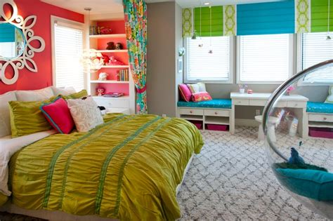 Bedroom Storage Ideas Houzz Robeson Design Colorful Bedroom Design Ideas With