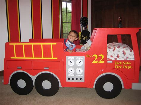 fire truck bedroom ideas bedroom fire truck bunk bed for inspiring unique bed