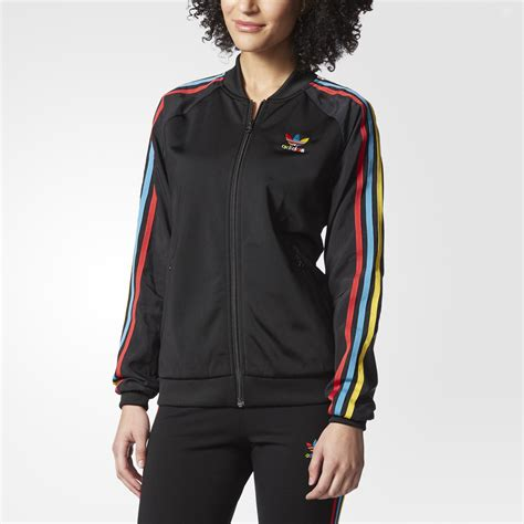 Jaket Adidas adidas superstar track jacket black adidas us