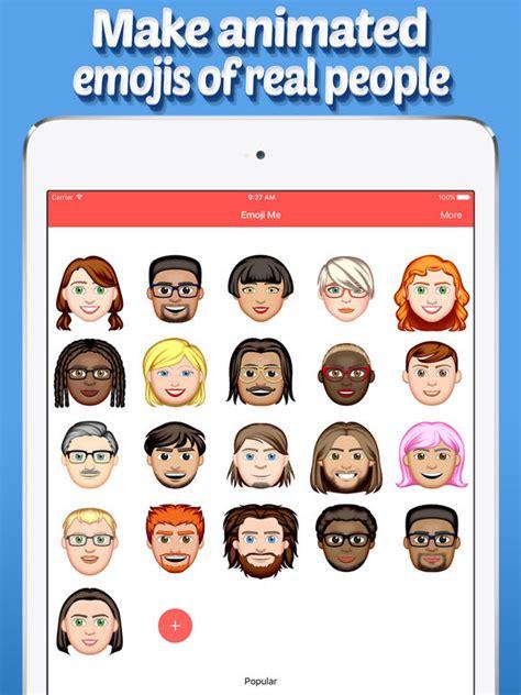 emoji creator emoji me face maker animated avatar creator apprecs