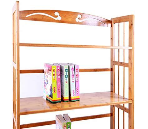 bamboo 5 shelf bookcase bamboo 5 shelf bookcase lavorist
