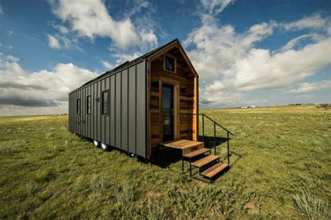 roanoke tiny houses tumbleweed tiny house and house 63k tiny home manages to feel open and airy in just 188