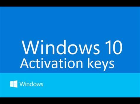 Windows 10 Pro Lisensi Activation Original 100 License 32 64 Bit windows 10 activation key or product key for home i pro i enterprise