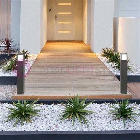 giardino moderno design onze paletto lioncino da giardino design moderno ip54