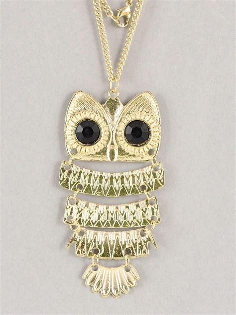 Anting Silver Owl Burung Hantu shasha