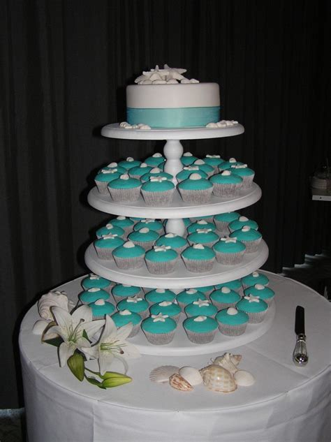 theme wedding cupcake tower cakecentral
