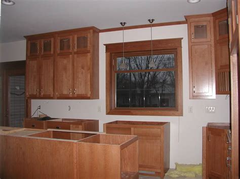 9 ft ceilings and cabinets   show me!